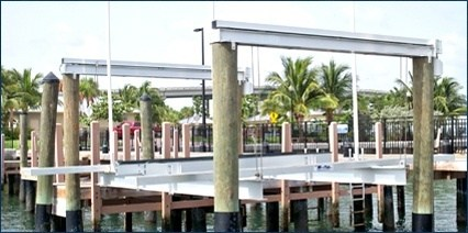 Boat Lift Extrusions & Accessories