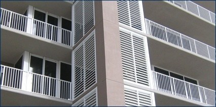 Louvers Architectural Systems Our Products Eastern