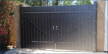 Welded Enclosure Fence Amp Gate System Fence Wall And Gate