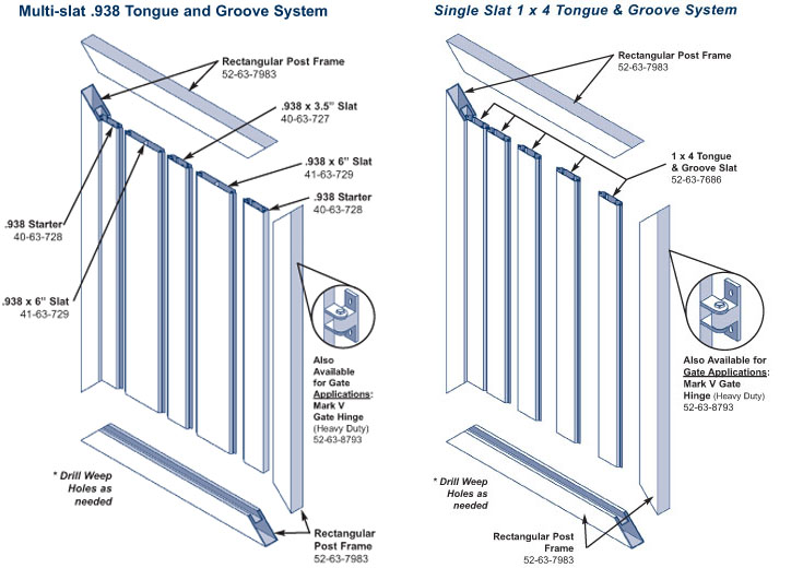 Welded Enclosure Fence Amp Gate Systems Architectural