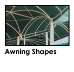 Awning Shapes