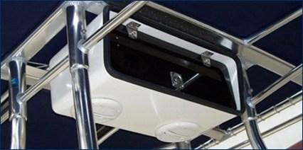 Fiberglass Electronics Boxes Marine Extrusions