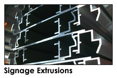 Signage Extrusions