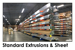 Standard Extrusions & Sheet